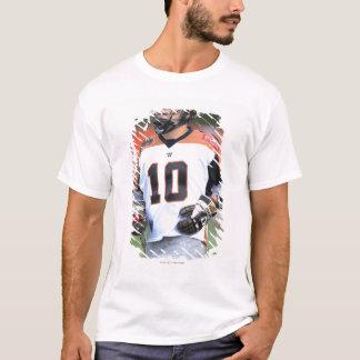 HAMILTON, CANADA - JUNE 25: Jordan McBride #10 4 T-Shirt
