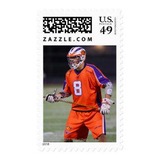 HAMILTON, CANADA - JUNE 25: Kyle Rubisch #8 Stamp
