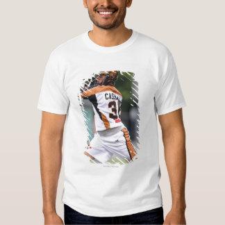 HAMILTON, CANADA - JUNE 25: Matthew Cassalia #36 Tee Shirt