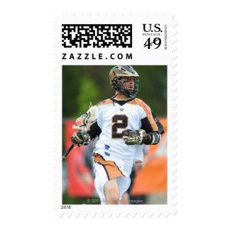 HAMILTON, CANADA - JUNE 25: Ned Crotty #2 7 Stamp