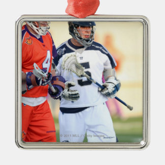 HAMILTON, CANADA - MAY 19:  Alex Smith #5 2 Metal Ornament