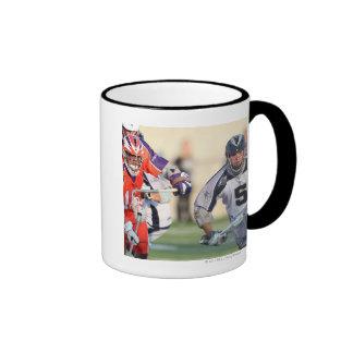 HAMILTON, CANADA - MAY 19:  Alex Smith #5 3 Ringer Mug