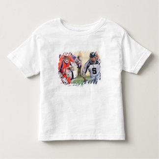 HAMILTON, CANADA - MAY 19:  Alex Smith #5 3 Toddler T-shirt
