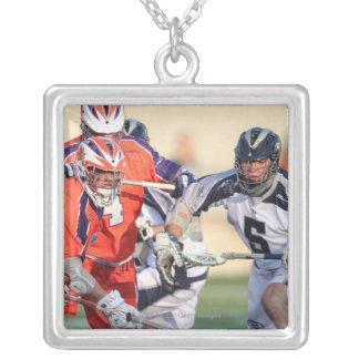 HAMILTON CANADA - MAY 19 Alex Smith 5 Custom Necklace