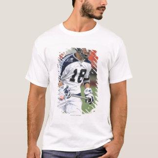 HAMILTON, CANADA - MAY 19:  Ben Hunt #18 3 T-Shirt