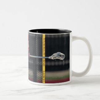 HAMILTON, CANADA - MAY 19:  Brodie Merrill #17 3 Two-Tone Coffee Mug