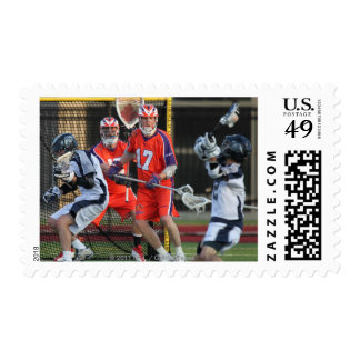 HAMILTON, CANADA - MAY 19:  Brodie Merrill #17 5 Postage Stamps
