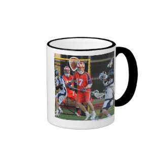 HAMILTON, CANADA - MAY 19:  Brodie Merrill #17 5 Ringer Mug
