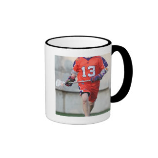 HAMILTON, CANADA - MAY 19:  G. Billings #13 2 Ringer Coffee Mug