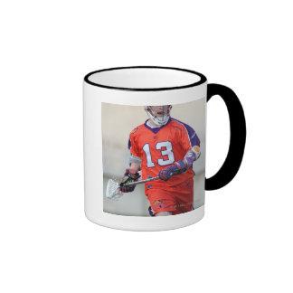 HAMILTON, CANADA - MAY 19:  G. Billings #13 4 Ringer Mug