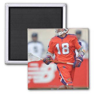 HAMILTON, CANADA - MAY 19:  Jarrett Davis #18 2 Inch Square Magnet