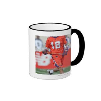 HAMILTON, CANADA - MAY 19:  Jarrett Davis #18 Ringer Mug