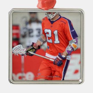 HAMILTON, CANADA - MAY 19:  Kevin Crowley #21 Metal Ornament
