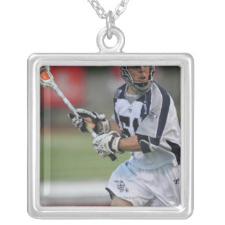 HAMILTON, CANADA - MAY 19:  Michael Kimmel #51 2 Silver Plated Necklace