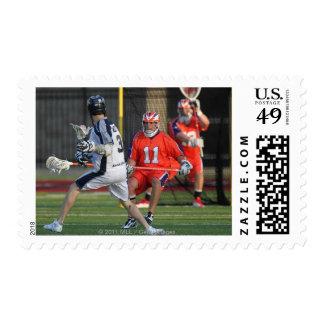 HAMILTON, CANADA - MAY 19:  Steve Panarelli #11 Postage Stamp