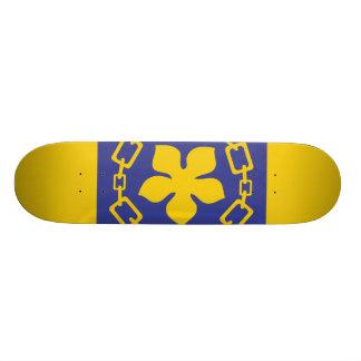 Hamilton, Canada Skate Board Deck