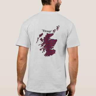 Hamilton Clan Adult T-Shirt