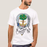 Hamilton Clan Badge T-Shirt