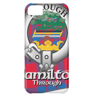 Hamilton Clan iPhone 5C Cover