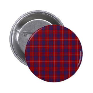 Hamilton Clan Tartan Pins