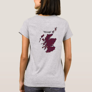 Hamilton Clan Women's T-Shirt