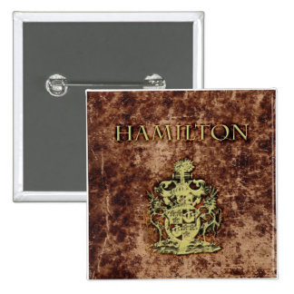 Hamilton Crest Pins