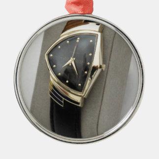 Hamilton Electric Ventura Watch c.1957 Metal Ornament