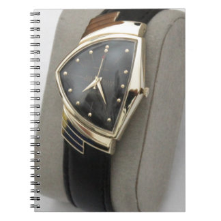 Hamilton Electric Ventura Watch c.1957 Notebook