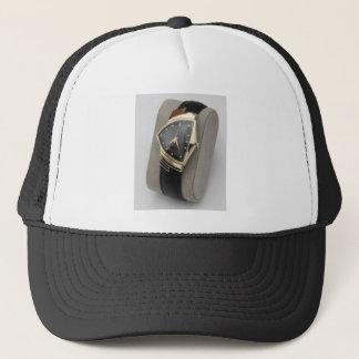 Hamilton Electric Ventura Watch c.1957 Trucker Hat
