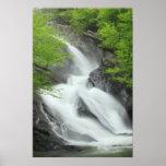 Hamilton Falls Green Mountains Vermont Poster
