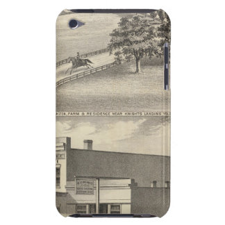 Hamilton farm, Beamer bldg iPod Case-Mate Cases
