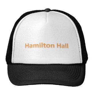 Hamilton Hall Trucker Hat