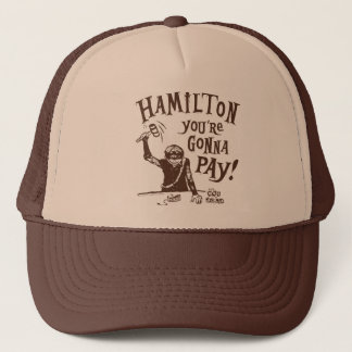 Hamilton Hat
