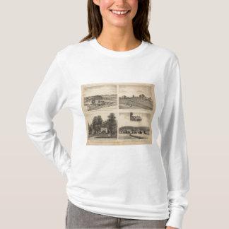 Hamilton, Landes, Yates residences, Horseshoe Farm T-Shirt