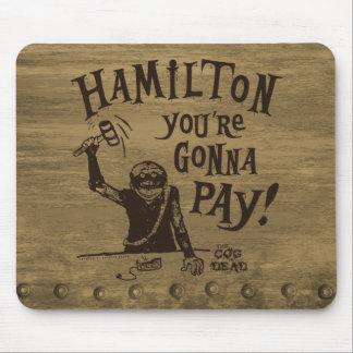 Hamilton Mousepad