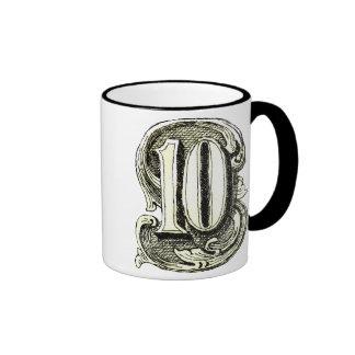 Hamilton Ringer Coffee Mug