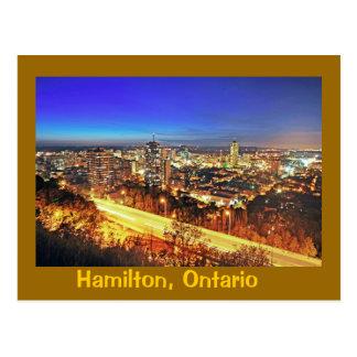 Hamilton, Ontario, Canadá Postales