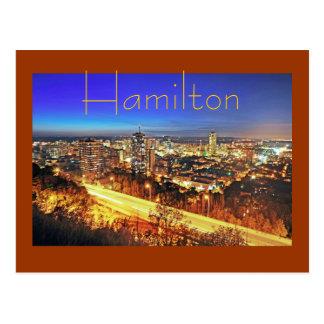 Hamilton Ontario Canada Post Cards