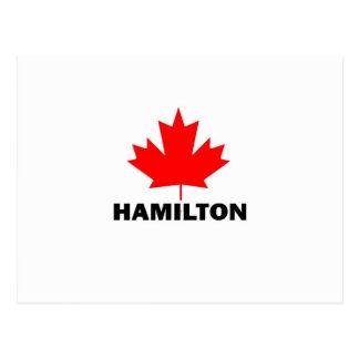 Hamilton, Ontario Postcard
