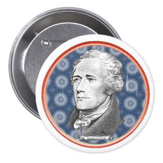 Hamilton Pinback Button