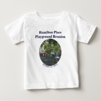 Hamilton Place Playground Reunion Infant Baby T-Shirt