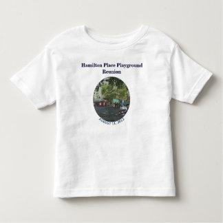 Hamilton Place Playground Reunion Toddler Shirt
