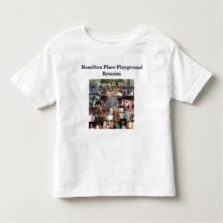 Hamilton Place Playground Reunion Toddler T-shirt