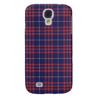 Hamilton Plaid Samsung Galaxy S4 Cover