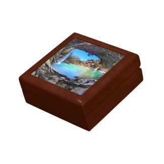 Hamilton Pool - Austin Texas Keepsake Box