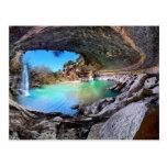Hamilton Pool - Austin Texas Postcard