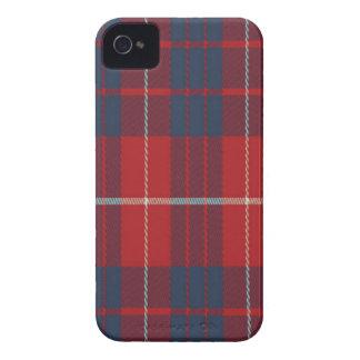 Hamilton Scottish Tartan iPhone4 case