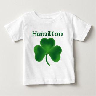 Hamilton Shamrock Baby T-Shirt