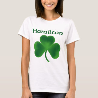 Hamilton Shamrock T-Shirt