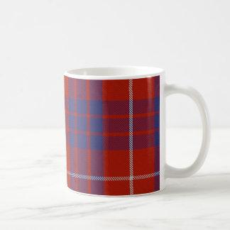 Hamilton Tartan Mug